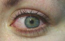 Перманентный макияж глаз, татуаж глаз, студия Салем