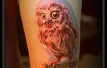 художественная татуировка - 11