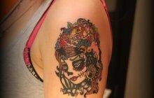 художественная татуировка - 15