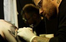 художественная татуировка - 17