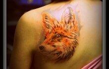 художественная татуировка - 8