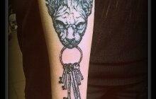 художественная татуировка - 9
