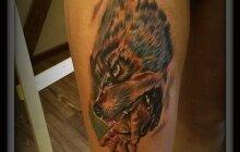 художественная татуировка - 1