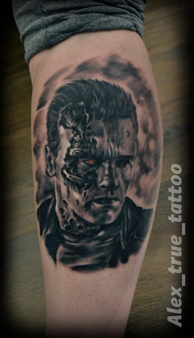художественная татуировка - 26
