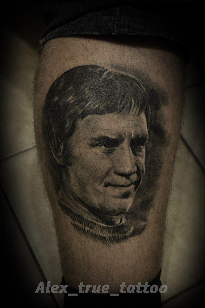 художественная татуировка - 47