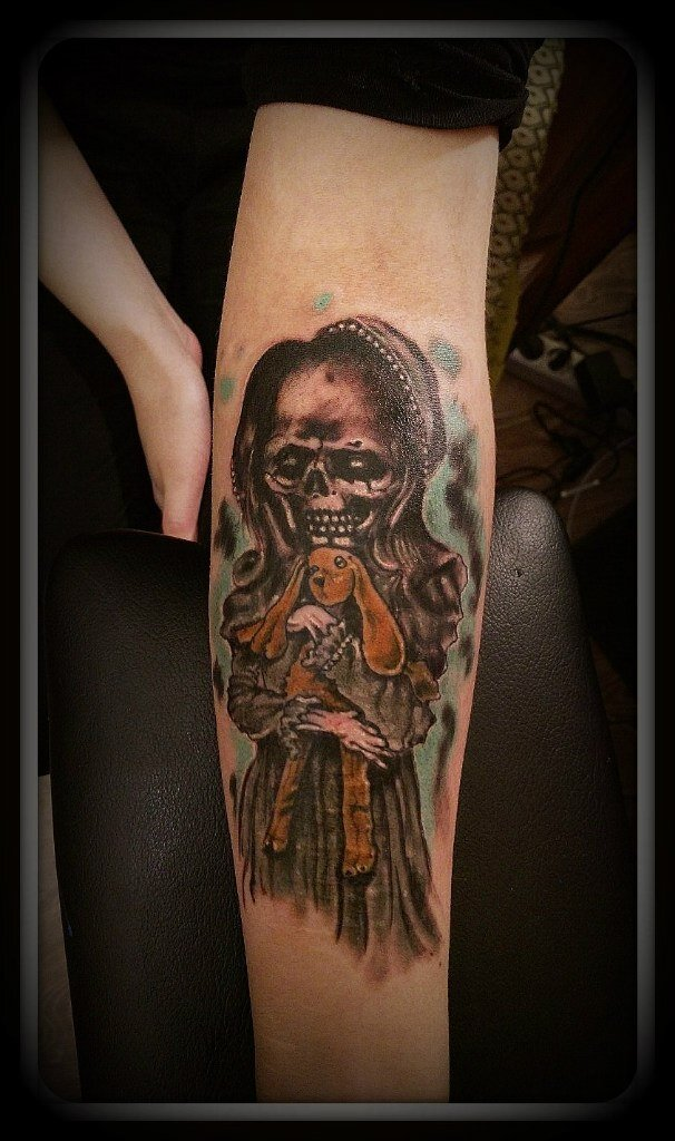 художественная татуировка - 14