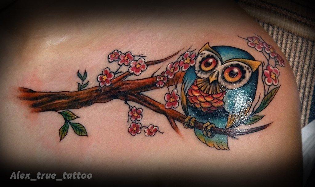 художественная татуировка - 73