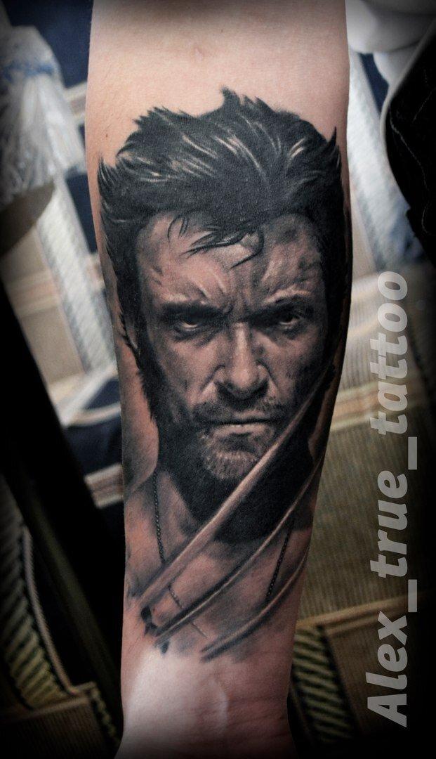 художественная татуировка - 32