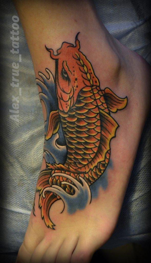 художественная татуировка - 37