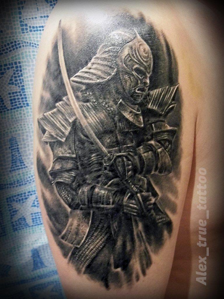 художественная татуировка - 50