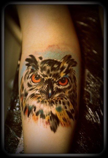 художественная татуировка - 16