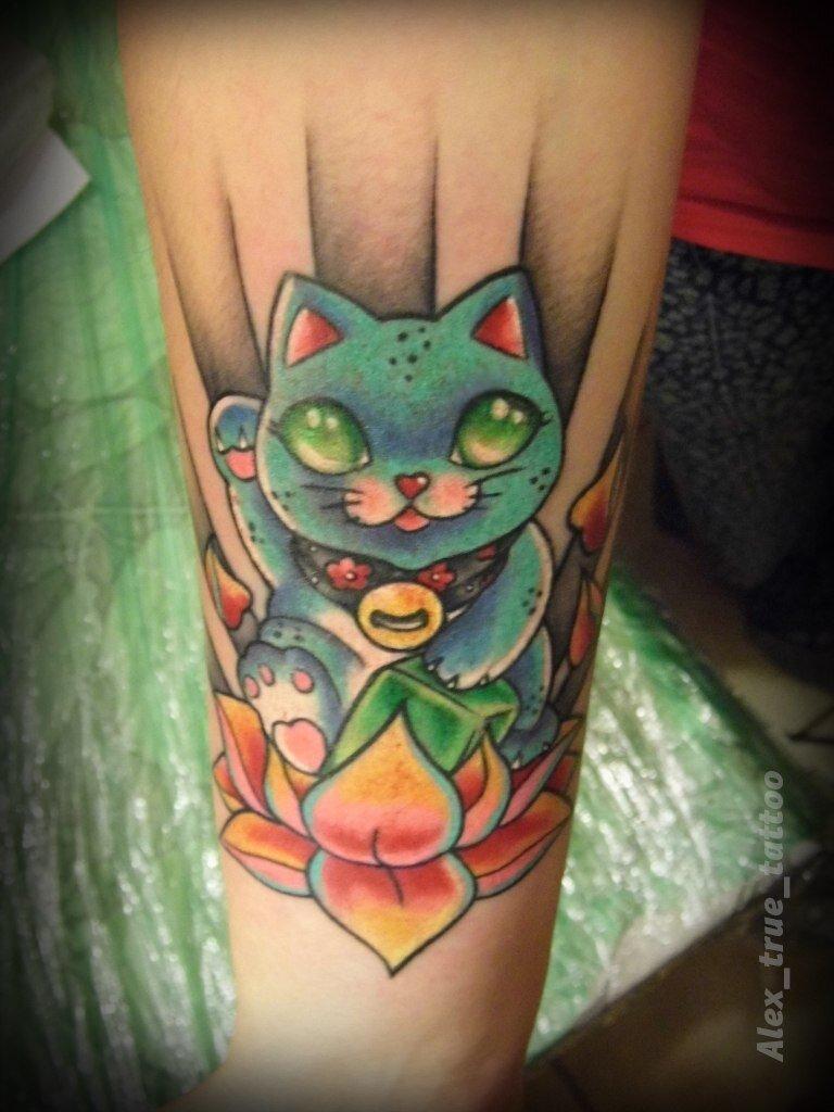 художественная татуировка - 70