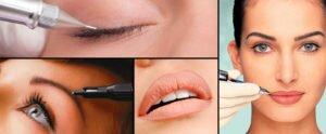 Обучение перманентному макияжу студия САЛЕМ в СПб